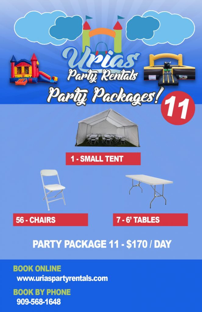 Party Package 11