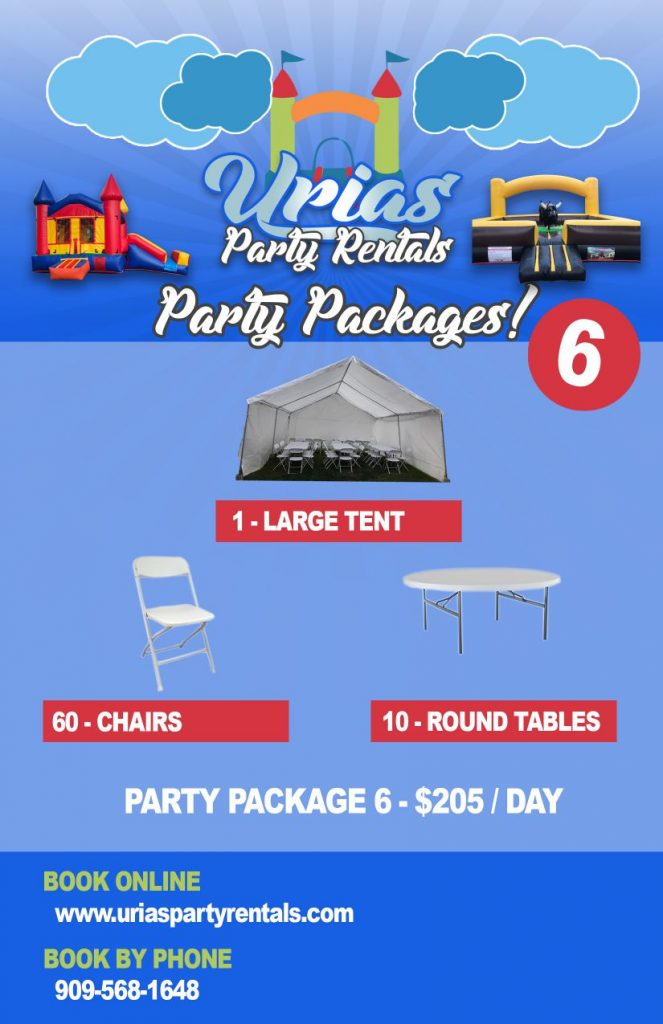 Party Package 6