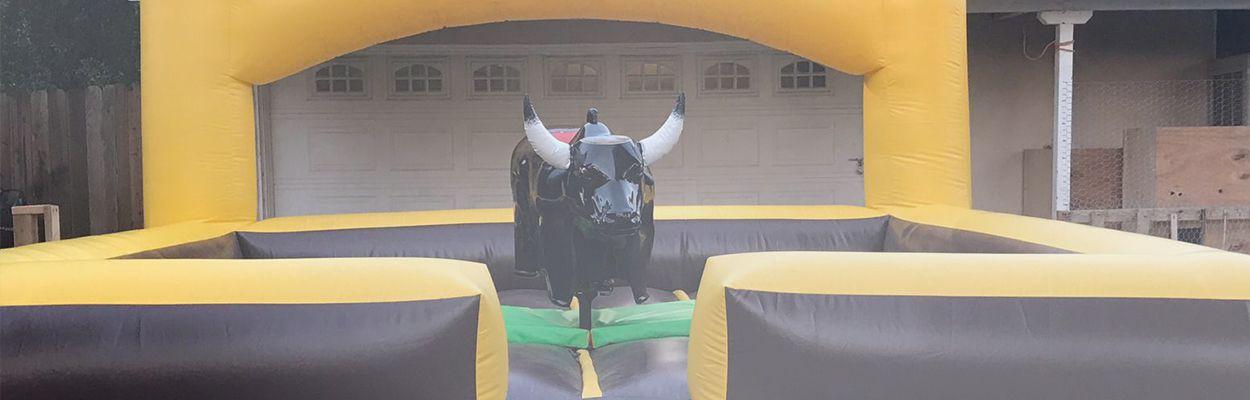 Rent Mechanical Bulls in San Bernardino