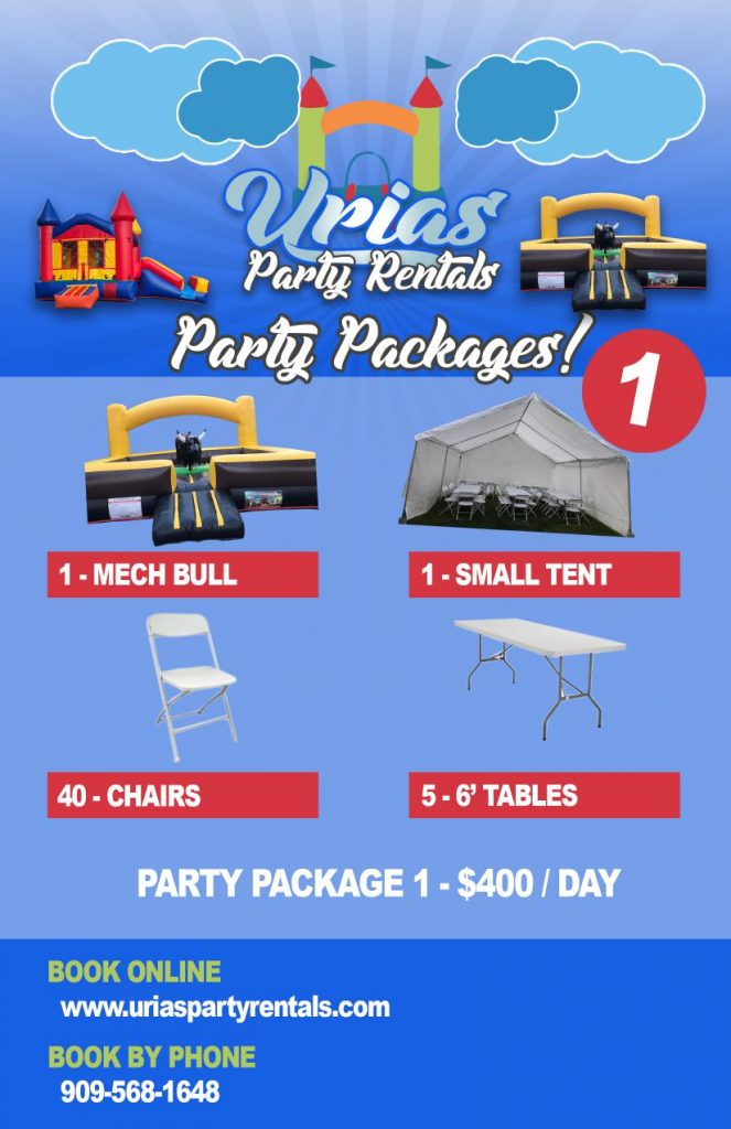 Party Package Rentals Number 1