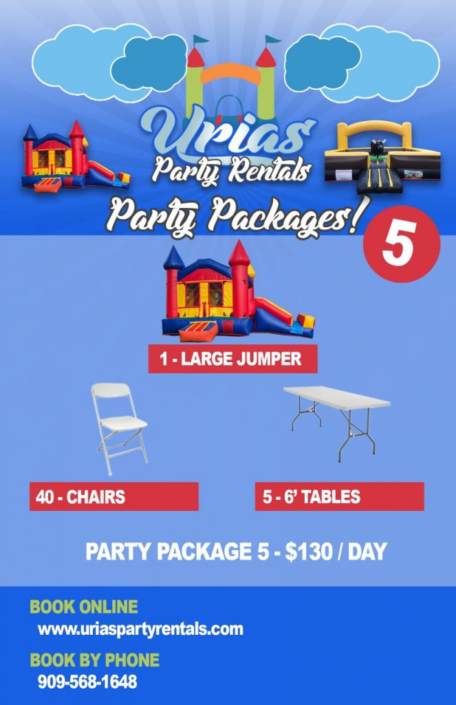 Party Package 5