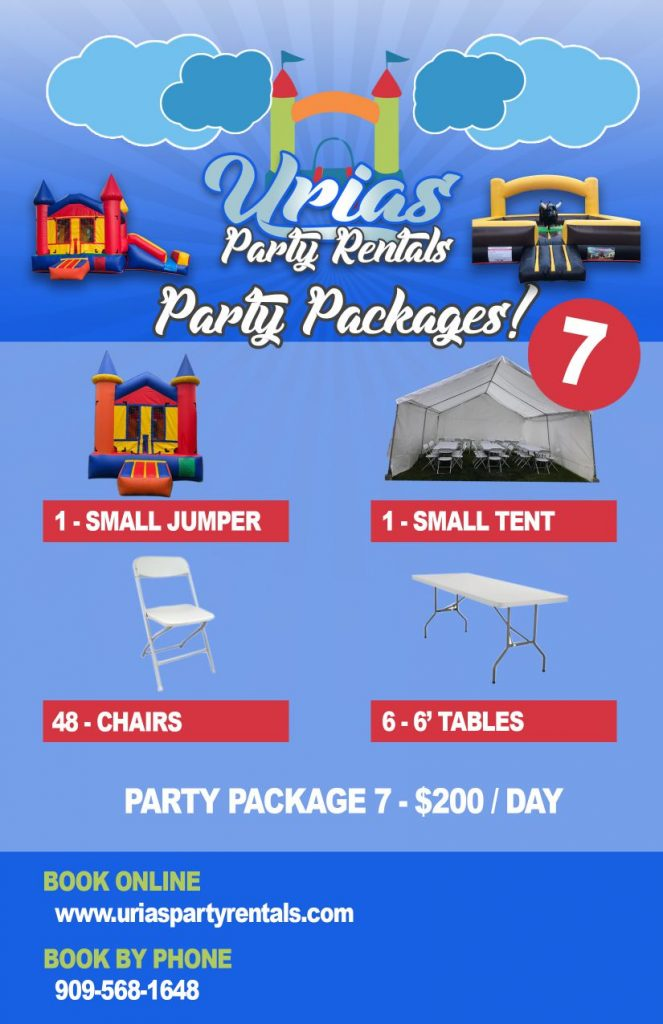 Party Package 7