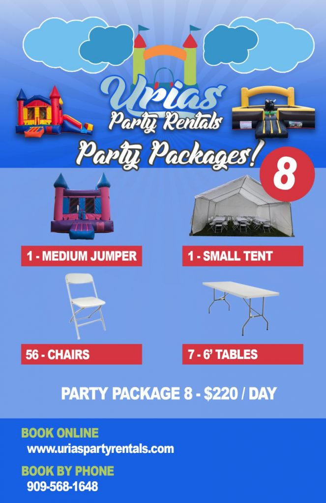 Party Package 8