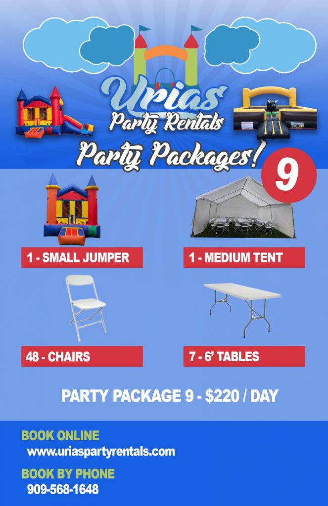 Party Package 9