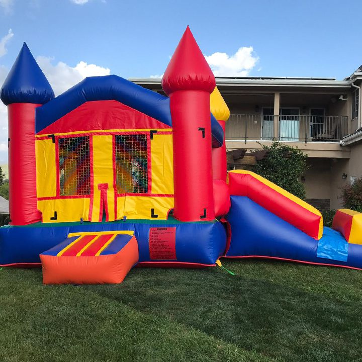 Rent Inflatable Jumpers Large
