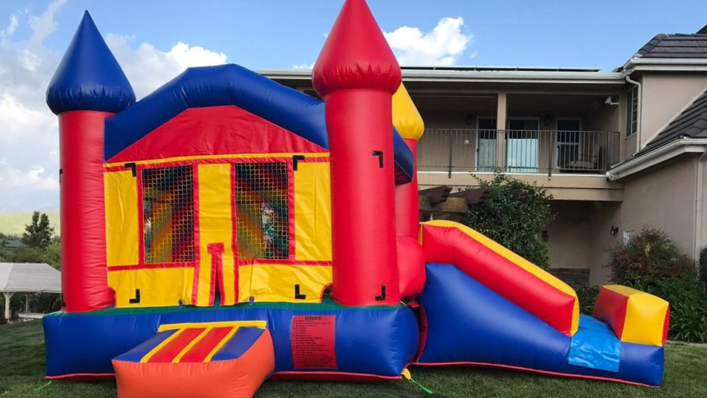 Party Rentals in San Bernardino Large Jumpers