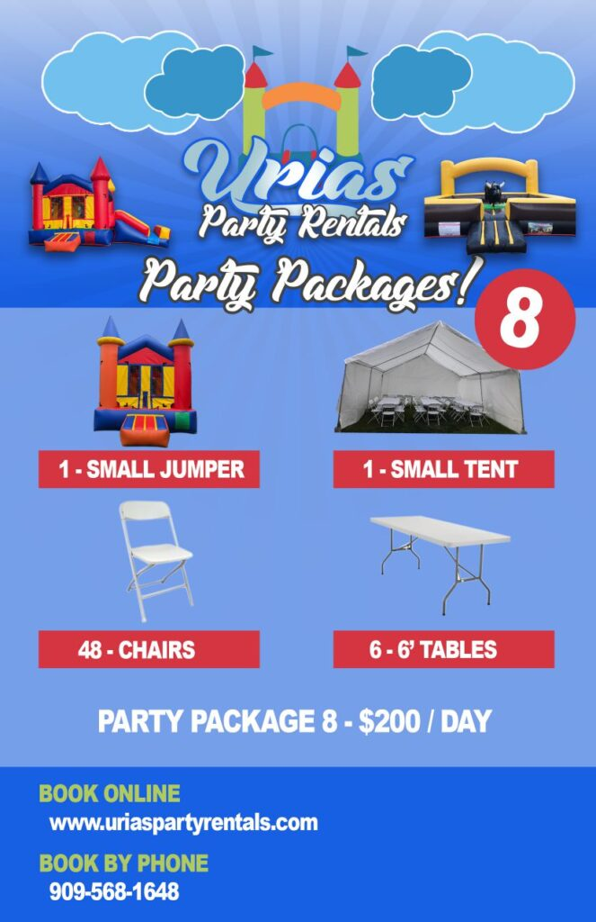 Party Package 08