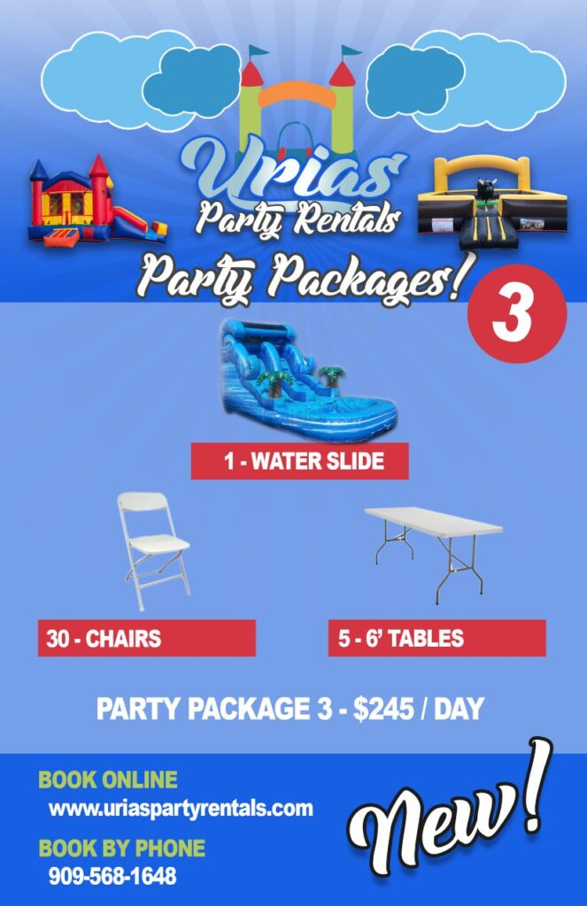 Party Package 03