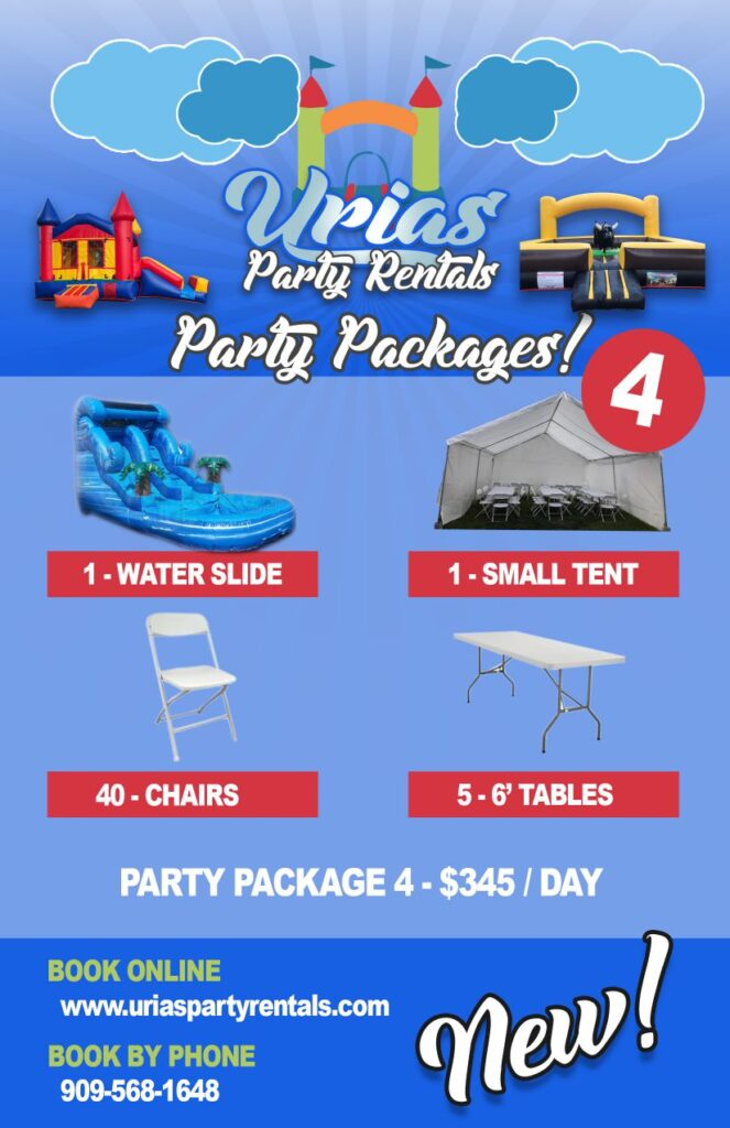 Party Package 04